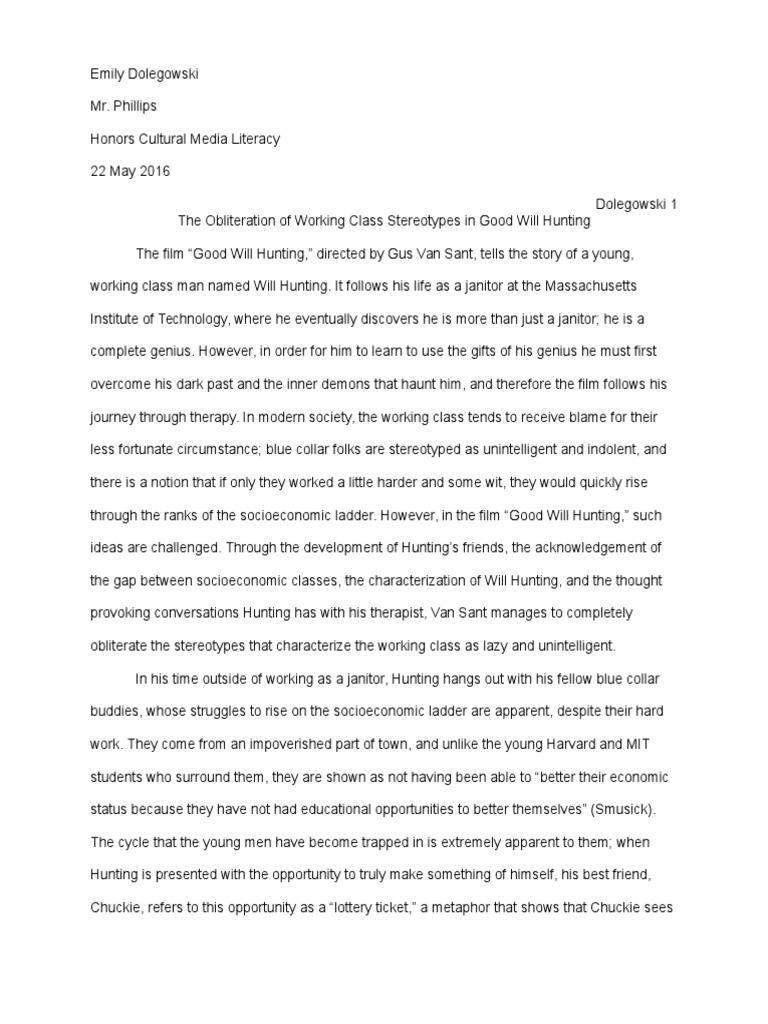 Argumentative essay activity