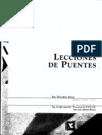 Lecciones de Puentes (Eduardo Arnal)