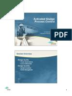 Module 4 - Activated Sludge Process Control