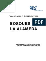 PROYECTO ADMINISTRACION 2008-2009 CONTADOR MACIEL