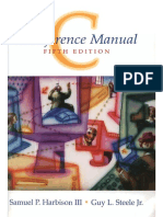 Samuel P. Harbison III and Guy L. Steele Jr.-c_ a Reference Manual-Prentice Hall (2002)