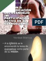 01 Dic 2013 La Predicacion Del Evangelio