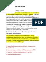 Resumen Subercaseaux - Nacionalismo e Integración en Chile