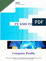 KMD Indonesia Company Profile