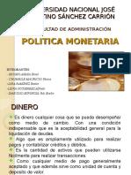 DINERO_Y_POLITICA_MONETARIA_exposición.ppt