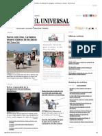 Periódico Con Noticias de Cartagena, Colombia y El Mundo - El Universal 20160526