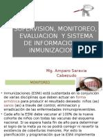 Monitoreo Inmunizacion