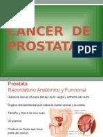 Oncología - Cancer de Próstata