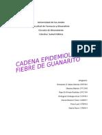 Fiebre de Guanarito