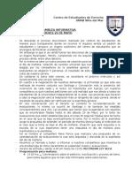 Acta Asamblea Informativa Derecho Jueves 23