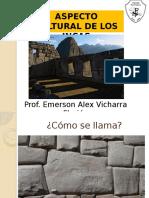 Aspecto cultural Los Incas