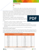 Education Training Industry Profile 2015