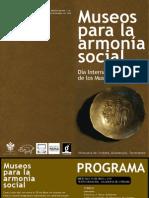 DIPTICO DIA MUSEOS