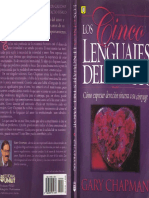 Resumen Los 5 Lenguajes El Amor