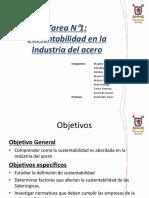 Sustentabilidad_Siderurgia