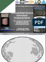 Ur Panama - Vulnerabilidad Sismica Estructural_david_2012 Version Final
