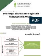 Legislação de fitoterápicos no Brasil