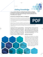 Formulating Knowledge