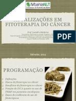 Atualizações de fitoterapia no câncer