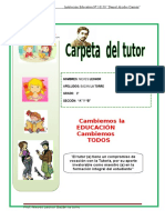 Carpeta Del Tutor 2016 DCA