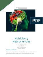 Nutrición y Neurociencias