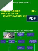 1. Marco Lógico Del Proyecto de Investigación Científica 2