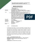 MEMORIA DESCRIPTIVA CHINCHA BAJA ENERO 2015.doc