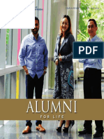 Office of Alumni Relations (SMU) Annual Report