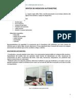 Curso Inyeccion Electronica Capitulo 2 - Instrumentos de Medicion - IDFL