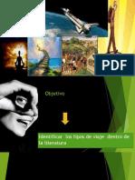 Tipos de Viaje Dentro de La Literatura