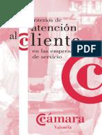 Cuaderno Atencion Cliente