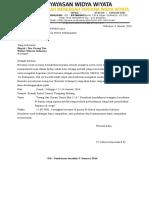 036 Surat Retret Sekabupaten