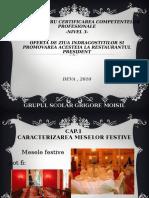 Prezentare Proiect Ziua Indragostitilor