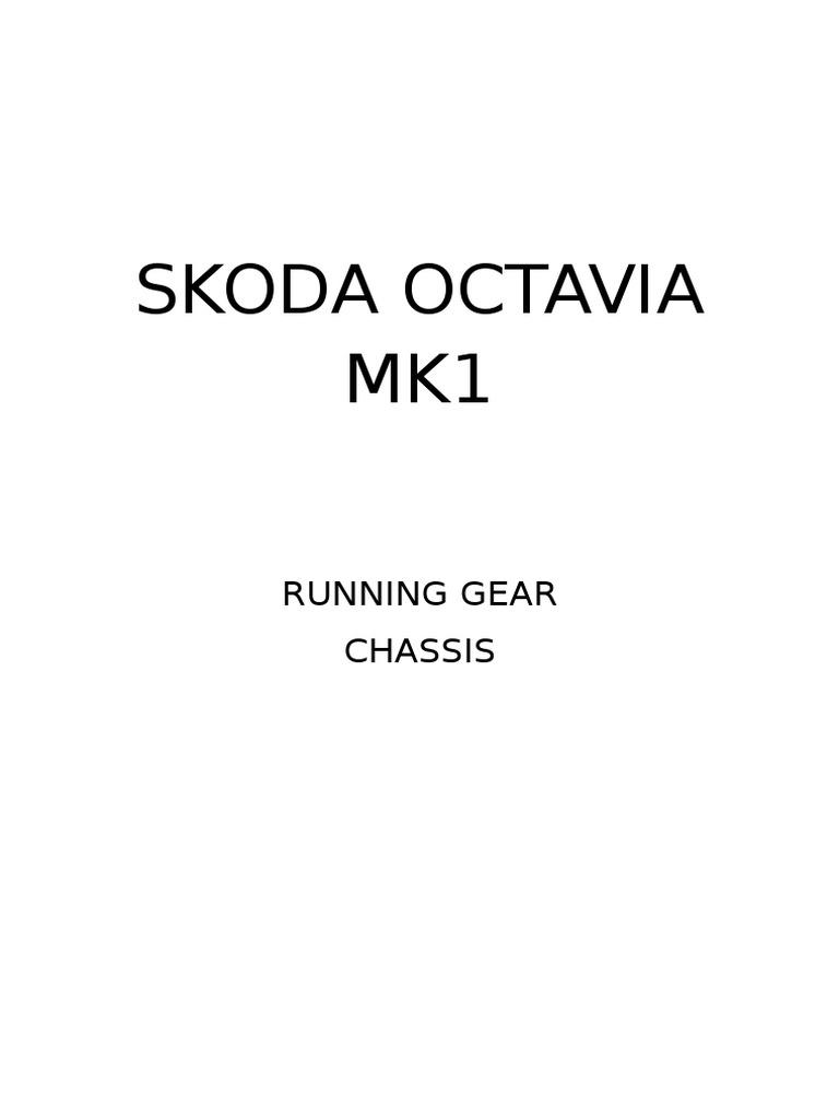 SKODA OCTAVIA VRS MK1 1.8 VENTED DRIVER SIDE REAR BRAKE CALIPER NEW