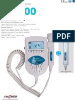 Dp6000 Fetal Doppler
