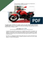 Datos de Moto