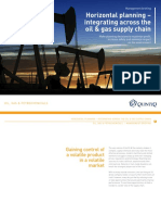 Horizontal Planning Oil Gas Supply Chain