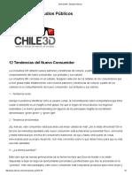 Tendencias de mercado en Chile