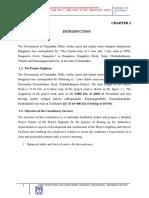 Alignment Report (Peresandra-Gudibande)