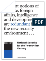 National Security for the Twenty-first Century