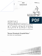 204257051 Konsep Wasatiyyah Perspektif Islam