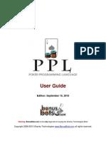 Ppl Guide