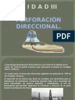 Perforación direcional