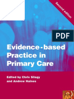 Evidence Based Practice in Primary Care Illustrated