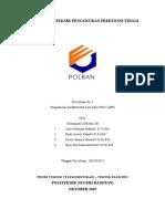 LAPORAN 1 Pengukuran Karakteristik Low Pass Filter (LPF)