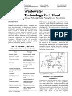 Wastewater Technology Fact Sheet
