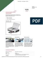 PIXMA IP100 - Canon Malaysia - Personal