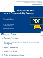 ICTTA 08 _ Preliminary Literature Review of Policy Engineering Methods