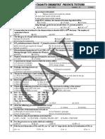 Phy Chem Paper