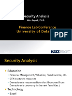 Akin SecurityAnalysisPresentation2014 1p80bsk